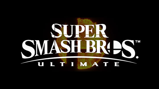 Super Smash Brothers Ultimate voiceover