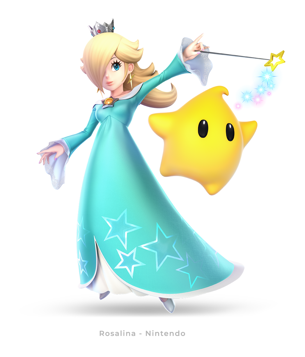 Kerri Kane voiceovers Rosalina for Nintendo