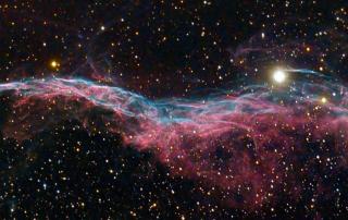 Veil Nebula's Witch's Broom