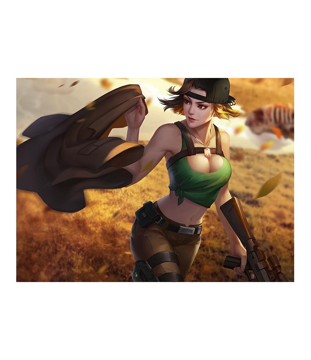 Patrol Agent - Kerri Kane
